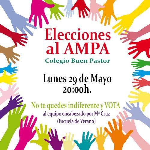 Elecciones al AMPA