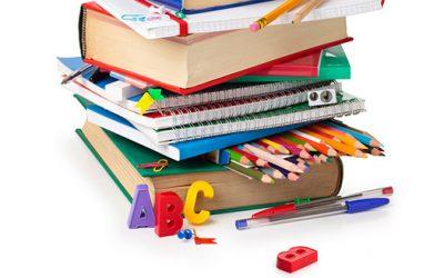 Libros de texto: 5% de descuento