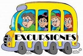 Excursiones de 5º y 6º de primaria