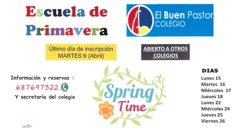Escuela de Primavera
