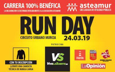RUN DAY – Carrera solidaria